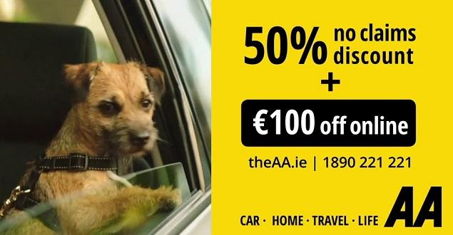 aa insurance ireland best rates older cars - Insurance Edge